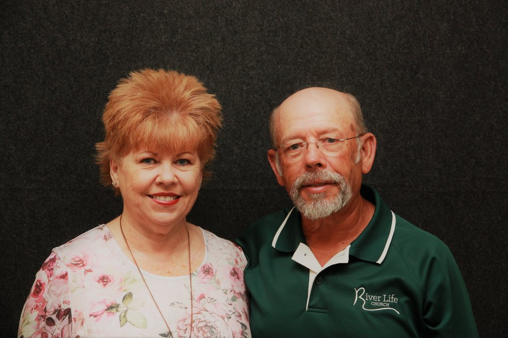 Glenn Kight   Missions Pastor   Hi this is Pastor Glenn at River Life Church, our ministry is about HELPS see 1Cor.12:28. Supporting our church efforts and our Senior Pastor in every way we can. We teach Bible Study on Wednesday night. I am the Missions director for River Life, and sometimes lead groups on short term trips. We are looking forward to our Missions Convention and Banquet coming up Sept. 9 & 10. We also head up a ministry that provides freezers filled with meat for Missionaries and Pastors in need.  I am happy to share Mary and I have been married 44 years (she surely deserves an award and a reward). We have two sons, both of whom we are very proud. We also have a most excellent Daughter in law. We are the proud grandparents of Dustin, Lila & Jessa. We are also very proud of our great grand children Lilly and Bentley. I enjoy fishing, sharing time with family, both natural and church family, but our greatest joy comes from helping others, in many different ways.  God Bless all, come visit us at River Life Church.