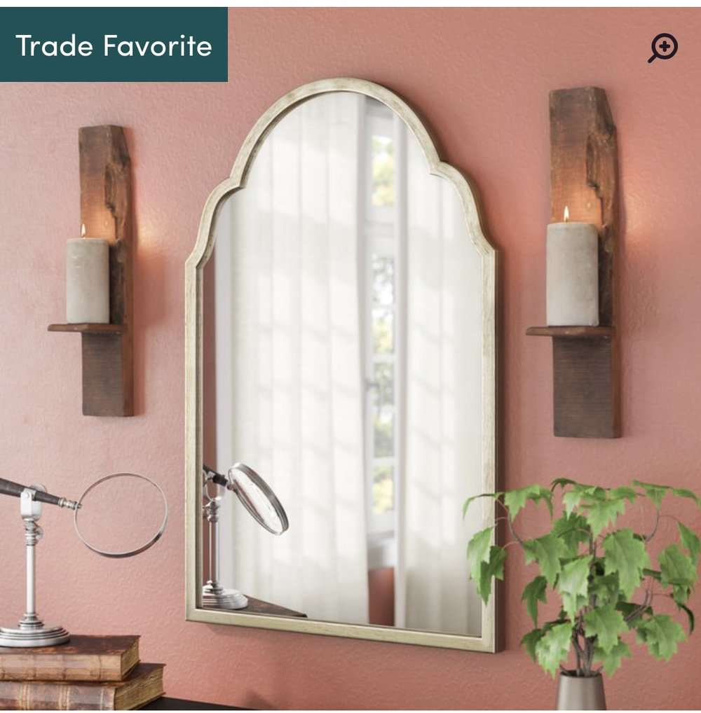 Arched Mirror -