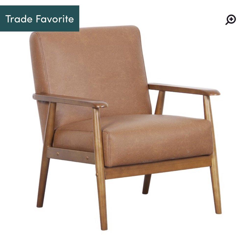 Barlow Armchair -