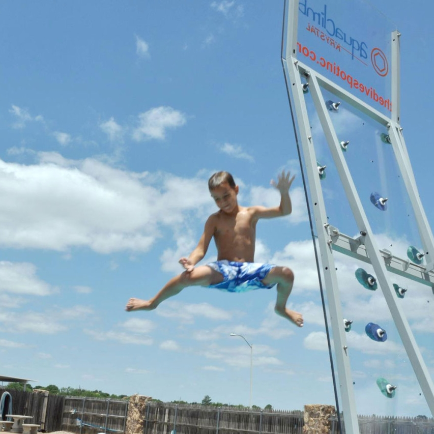 AquaClimb Classic - Modular, customizable and fun!