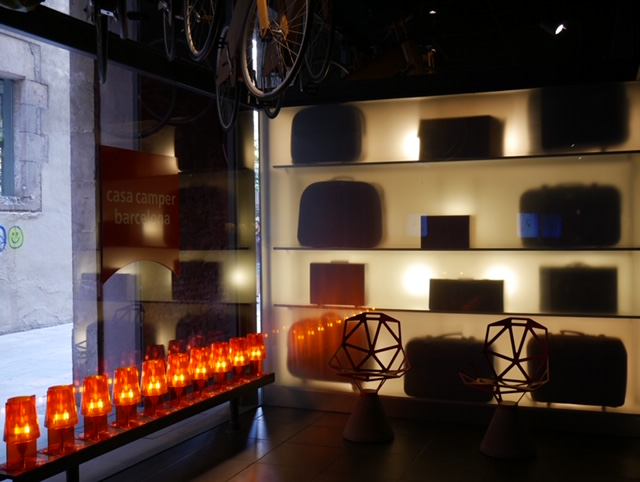 Casa Camper Lobby, Barcelona