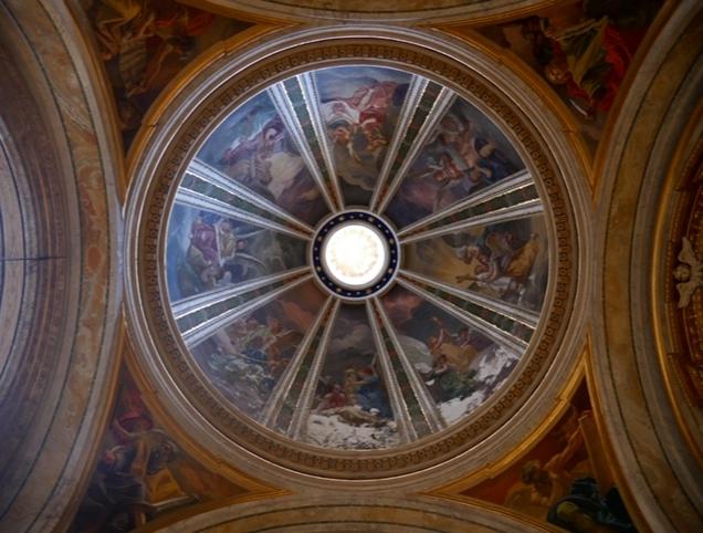 Vatican Ceiling, Vatican City