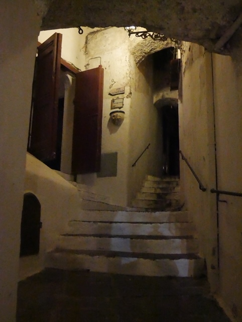 A section of the 160 steps to get to our AirBNB in Amalfi (not AS BAD as it looks lol)