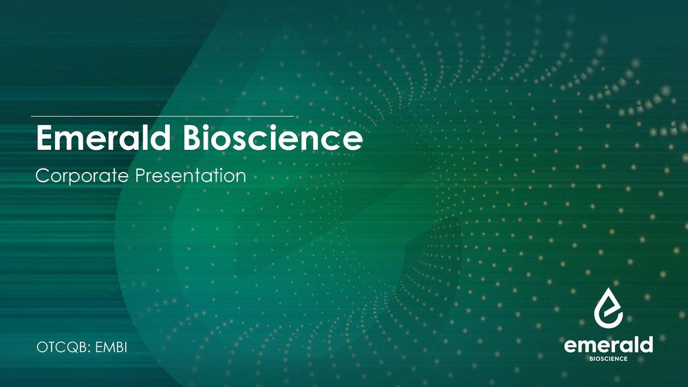 Emerald Bioscience Corporate Presentation Cover.jpg