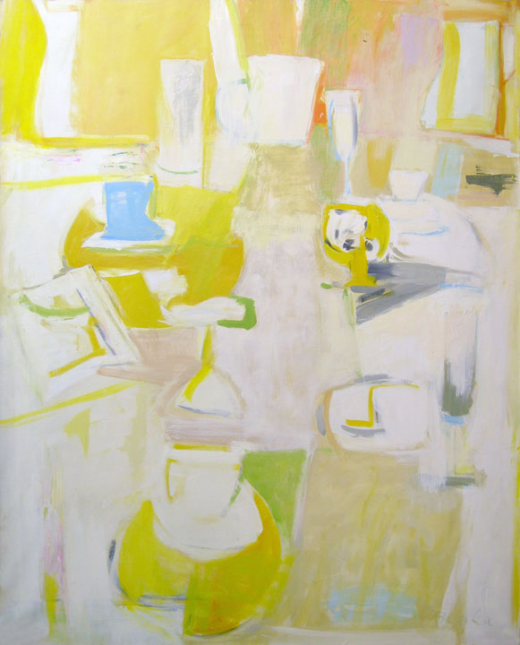 Yellow Still Life, c.1955