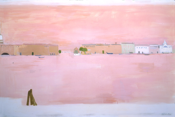 Pink Venice, 1983