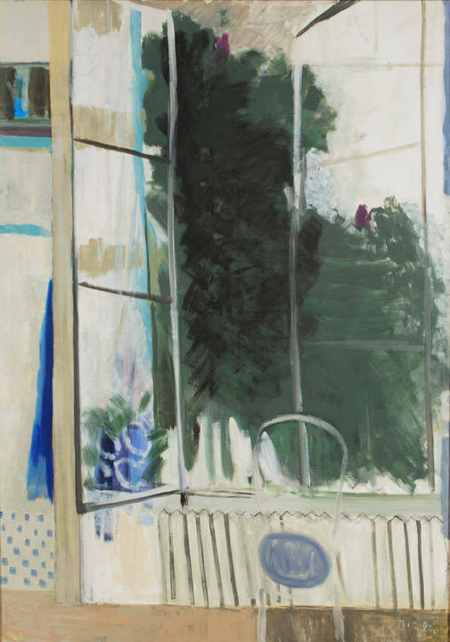 Open Window, 1989