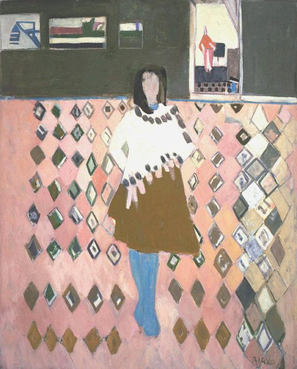 Jeune Femme, c.1974