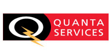 Quanta Services Leader in Electric Power, Oil & Gas Industries