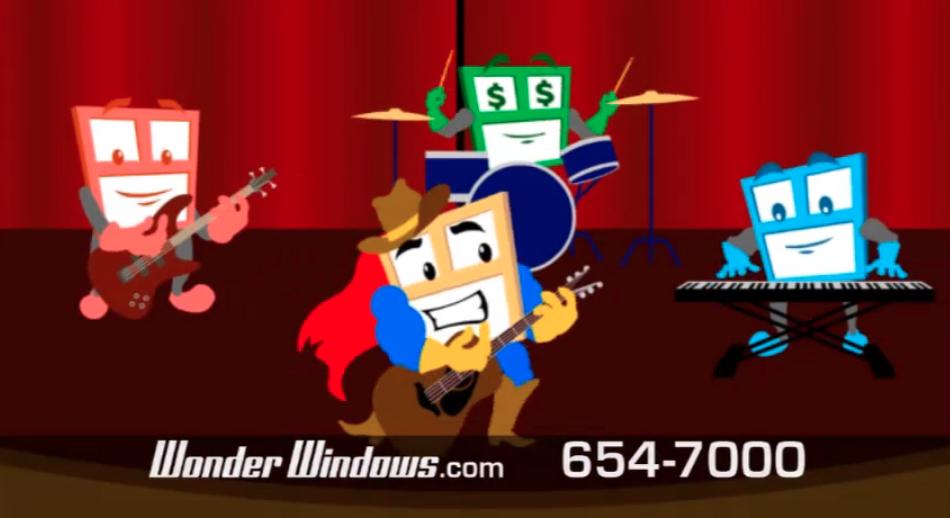 Wonder Windows | TV Commercial 3