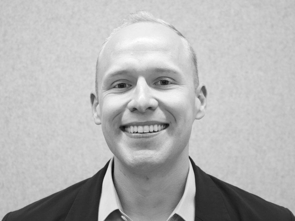 Garrett Ruhland  Co-founder & CEO