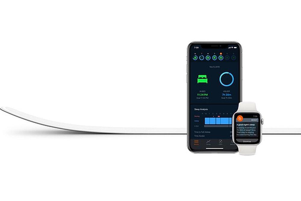 Beddit Sleep Monitor 3.5 via The Vergge