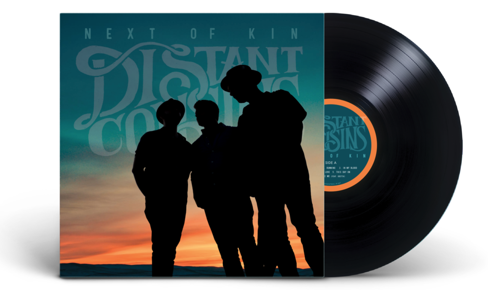 next of kin album by distant cousins