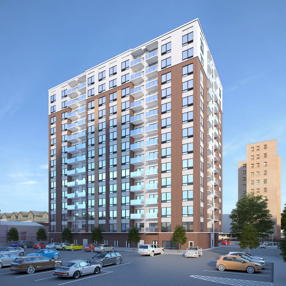 511–13 52nd Street<strong>West New York, NJ Luxury Living</strong>