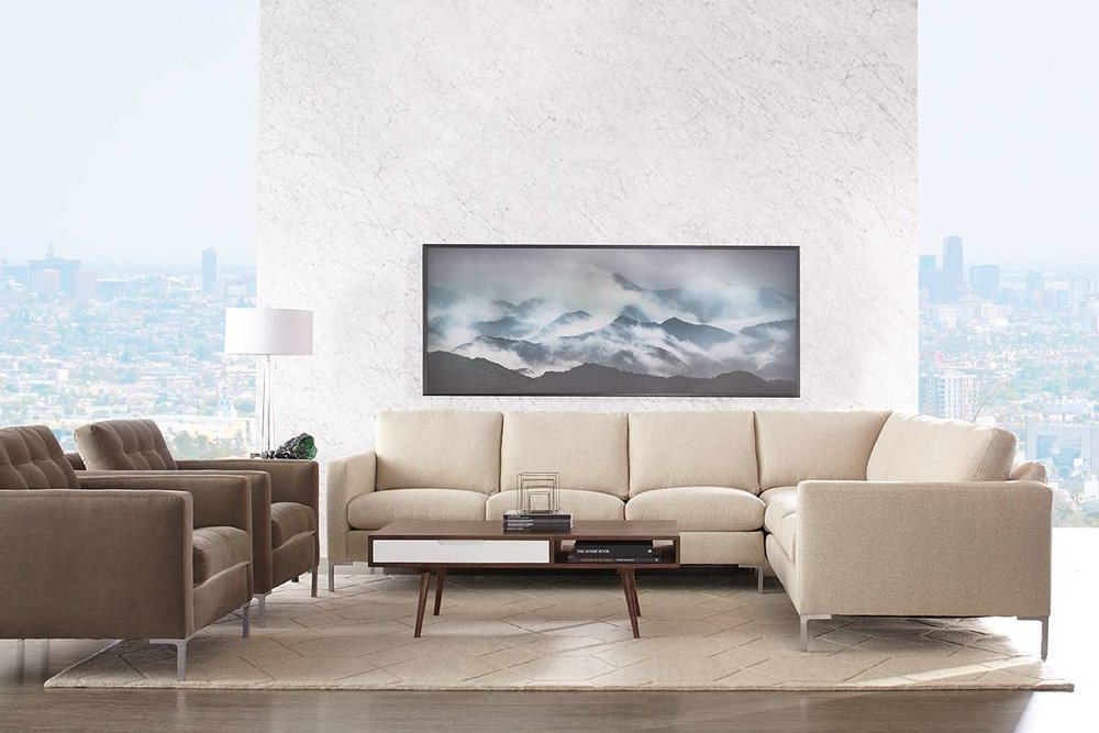 Rowe Modern Mix Sectional