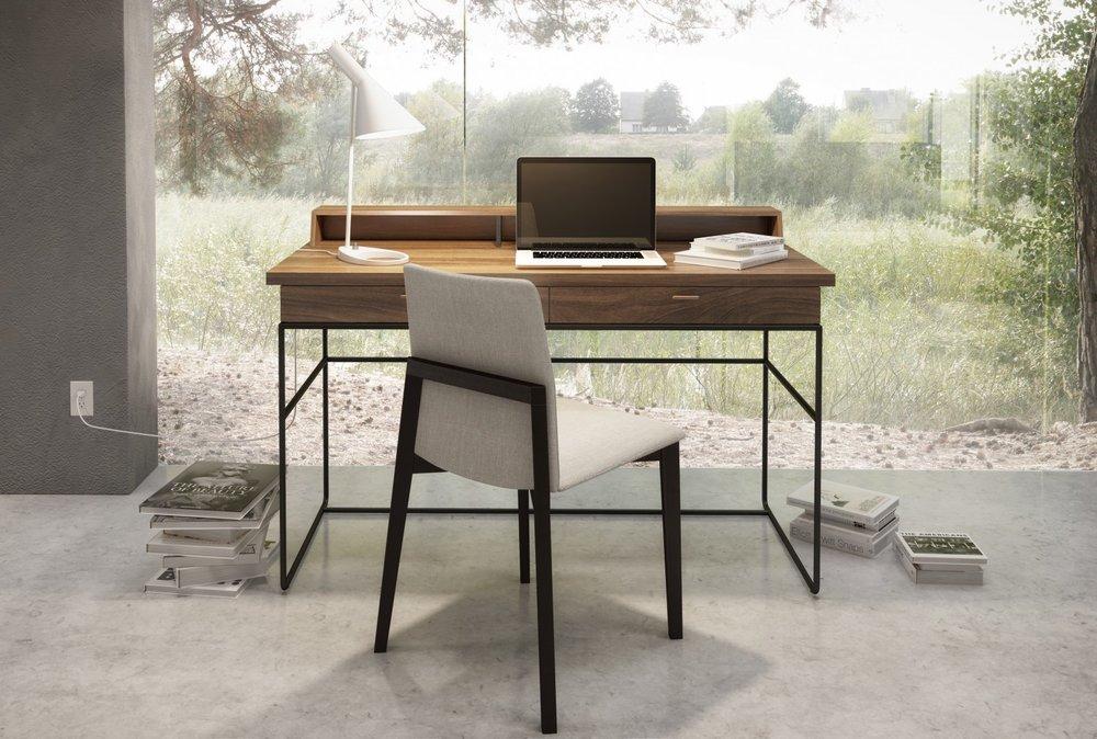 Linea Secretary Desk