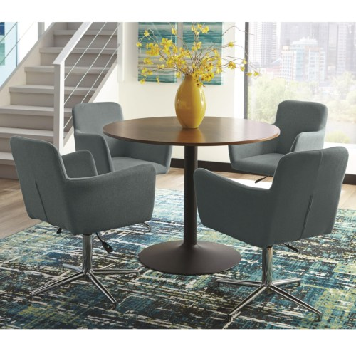 Montoya Round Dining Table