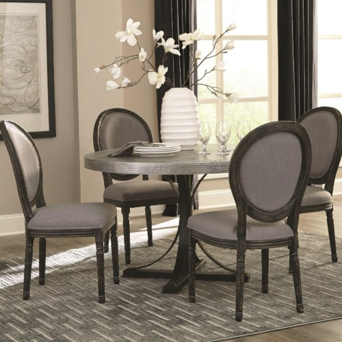 Rochelle Bohemian Dining Table