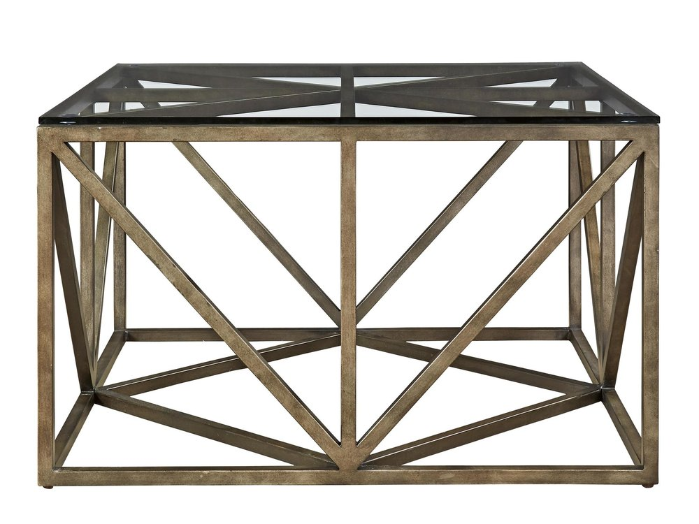 Authenticity Truss Cocktail Table