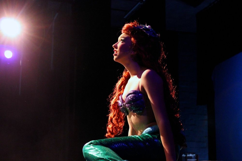 Disney's The Little Mermaid  with CYT Choreographed by Kyle Hawk