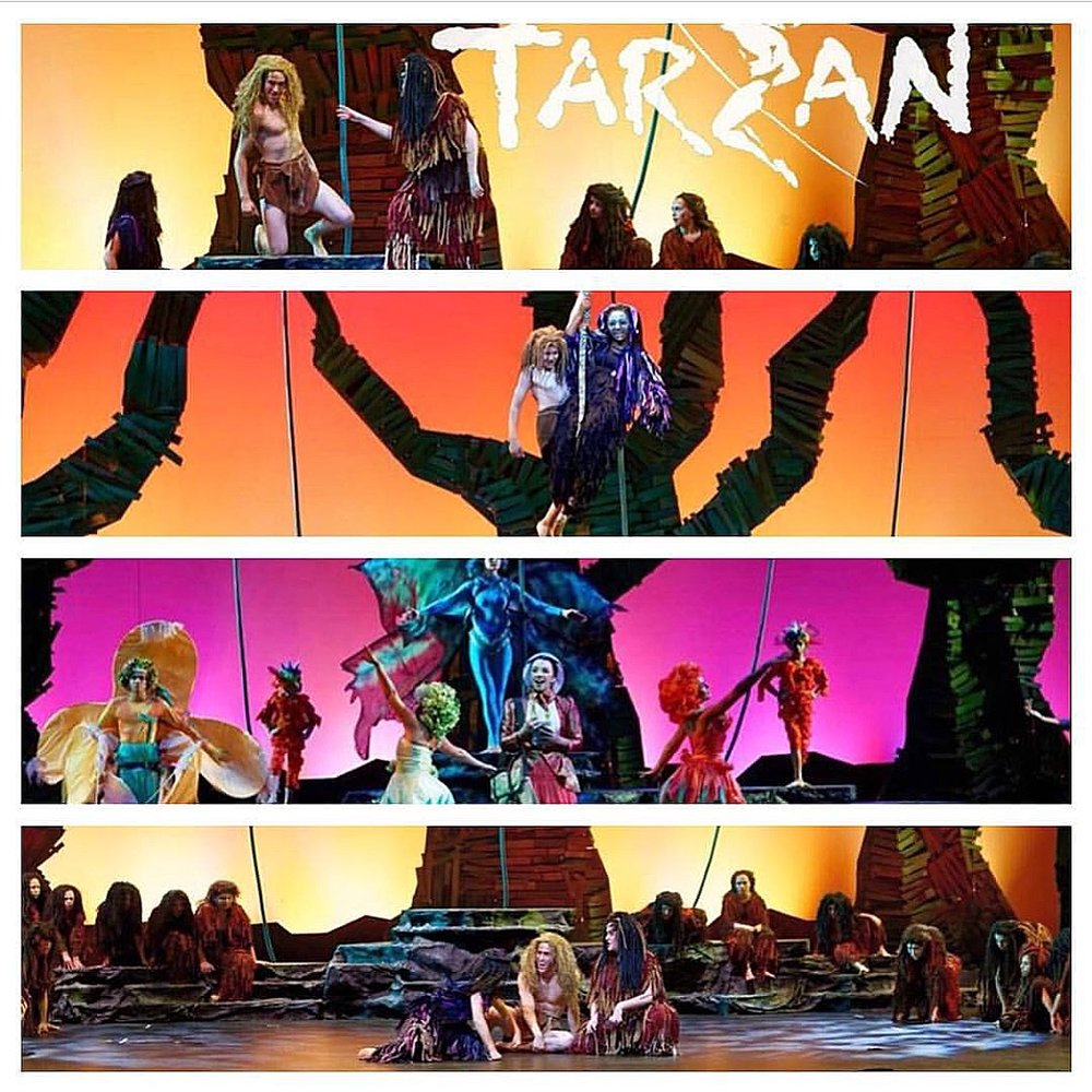 Disney's Tarzan  with MYT Choreographed by Kyle Hawk