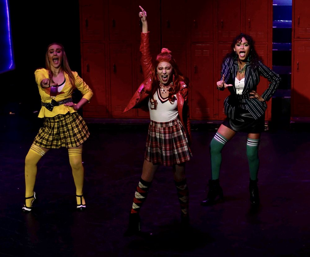 Heathers: The Musical  with OBTC Directed/Choreographed by Kyle Hawk
