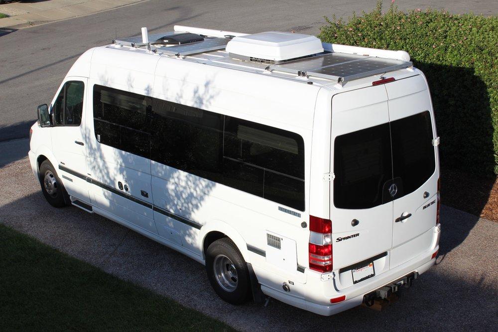 2012 Mercedes Airstream Interstate Sprinter - View Gallery