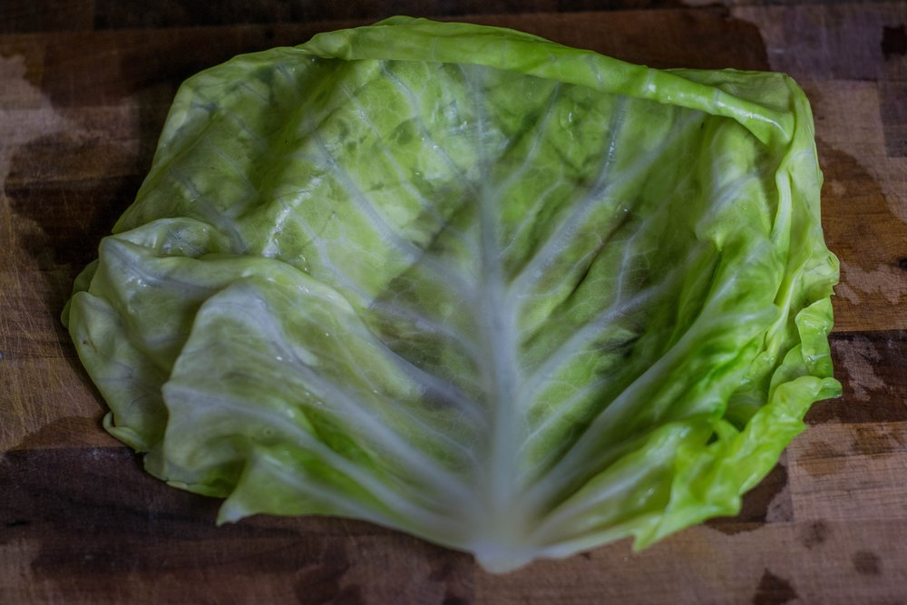 Stuffed & steamed cabbage rolls | shutupeatthis.com