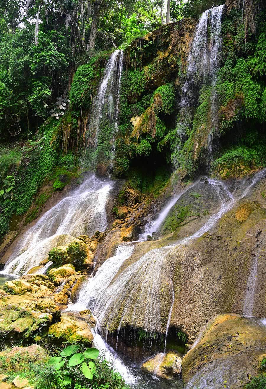 Waterfall Nature Cuba Adventure.jpg