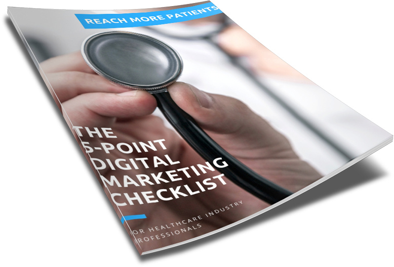 A free checklist that will you simplify your medical marketing strategies