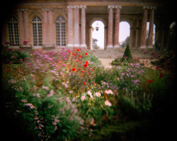 Le Grand Trianon Chateau De Versailles France 2007