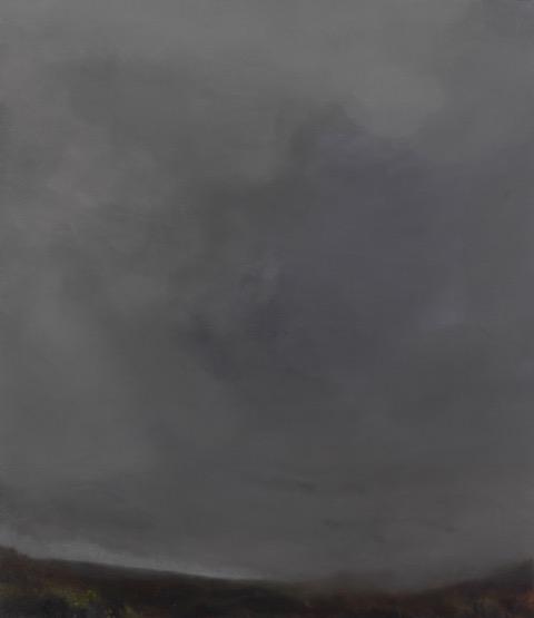 Hadspen  Oil on Linen, 111 x 96, 2014