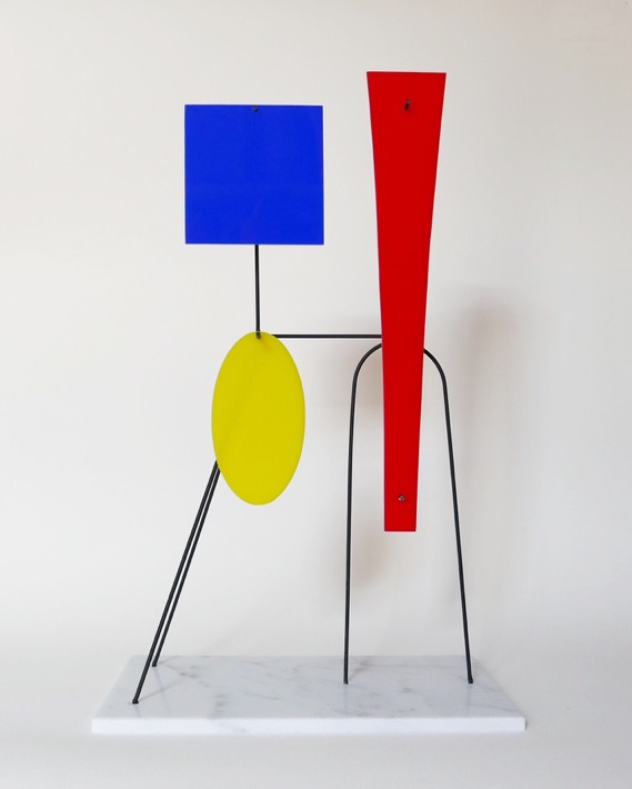 Red Blue and Yellow, Peter D Cole,