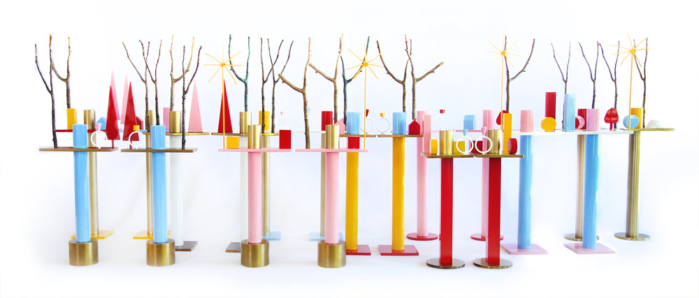 Candlesticks by Cole+Cooper