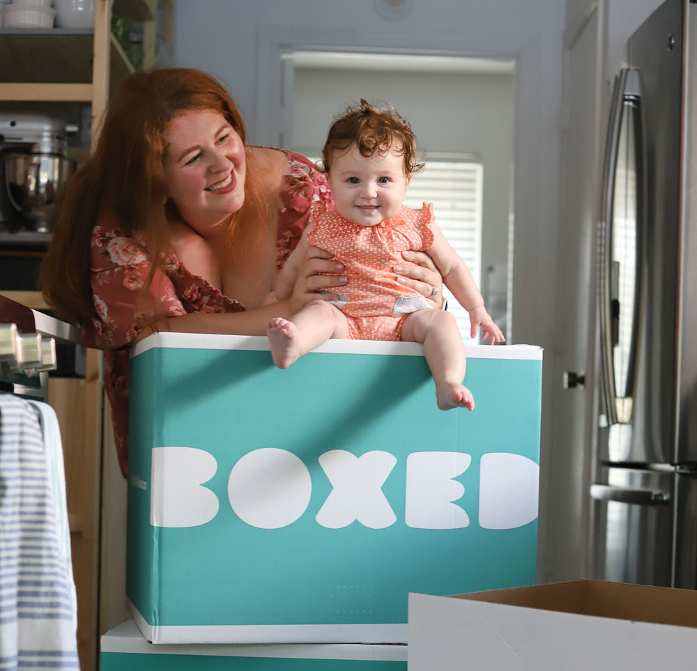 WINE + DIAPERS DELIVERED TO YOUR FRONT DOOR—NEED I SAY MORE? - written for boxed