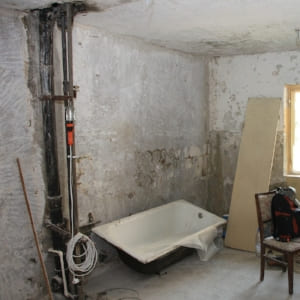 Renovations   Replace bathrooms, toilets, kitchens, laundries, water filters and pipework.