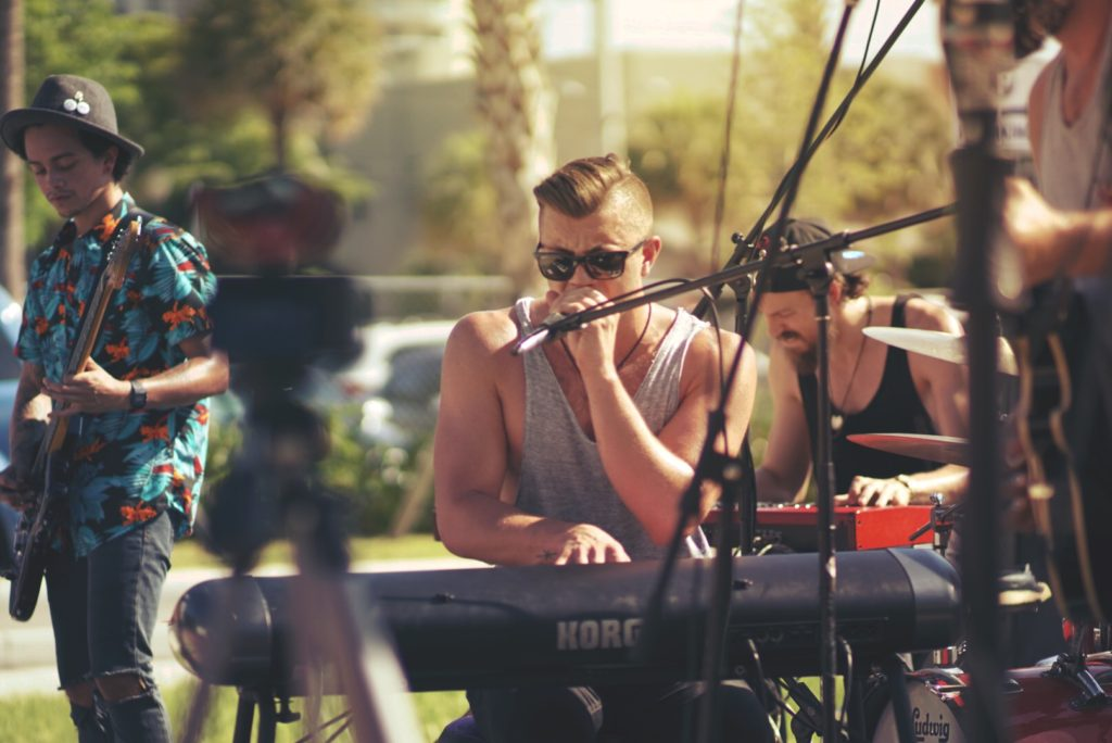 Alex Di Leo: Live at the Undertow Jam