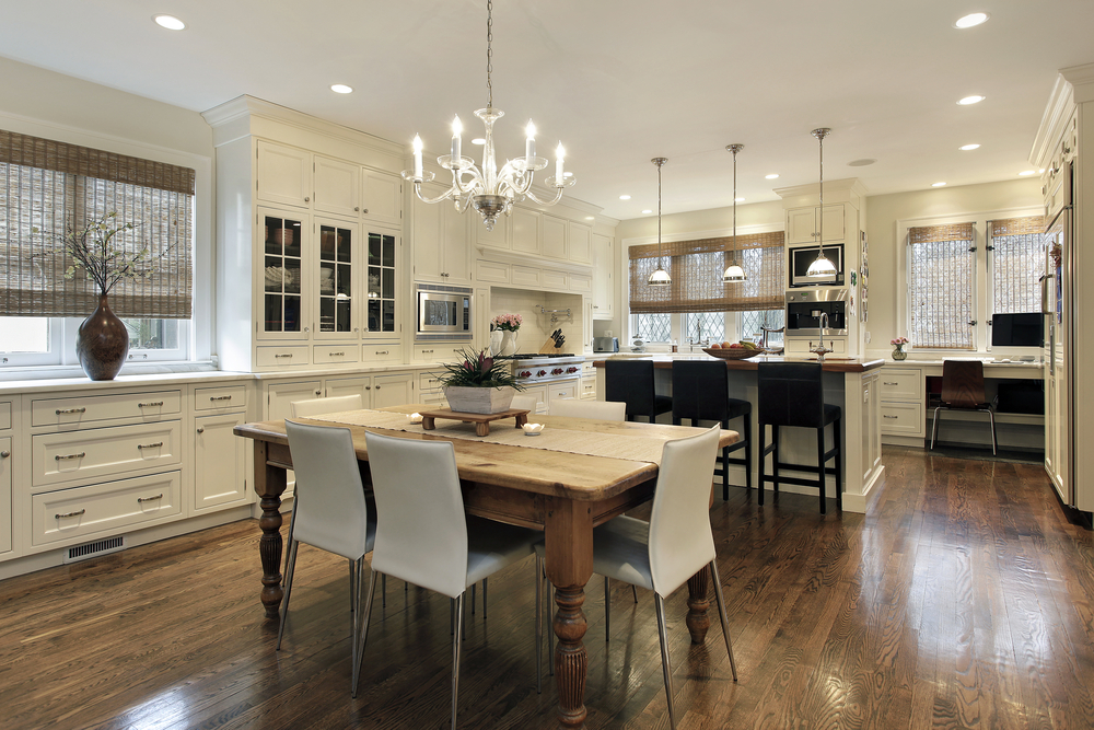 Country Estate Kitchen Remodel