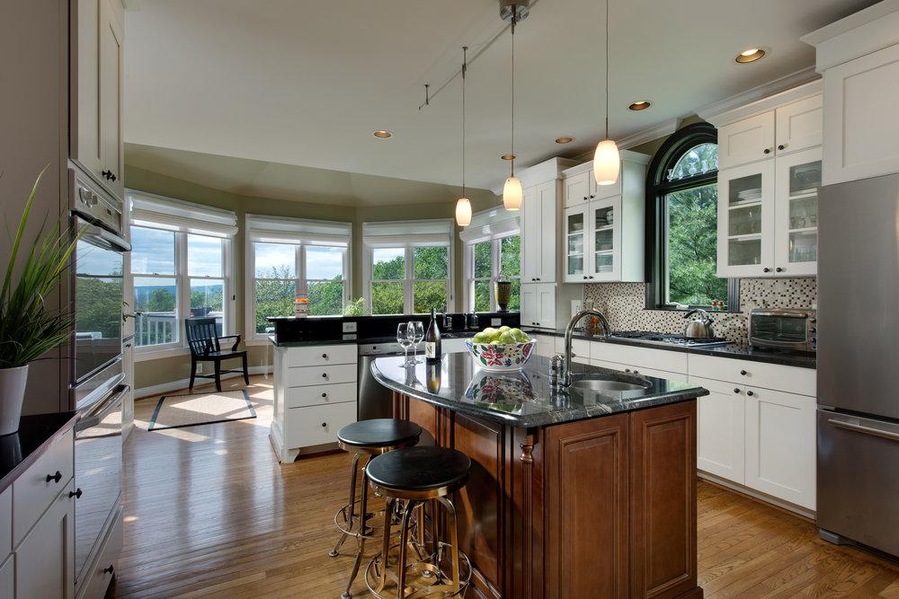 Custom Kitchen Interior Design Remodel