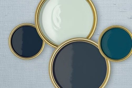 Paint Color Selections -