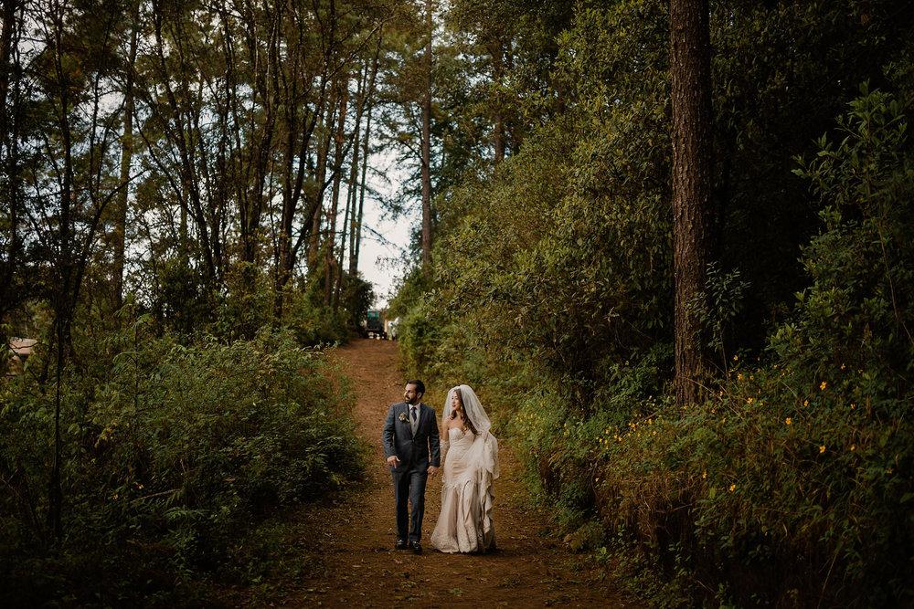 boda en abandero valle de bravo