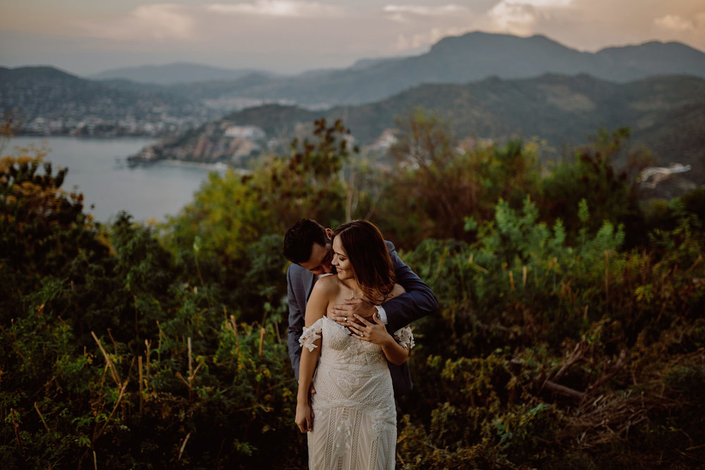 ixtapa zihuatanejo wedding photographer