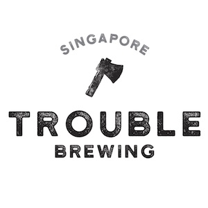Trouble Brewing  We're a Singapore-based company that specialises in creating high quality beer that's personalised for businesses and events, big and small. Our mission is to help brands promote themselves over great tasting beer – because we reckon the only thing better than doing business over a beer, is when it's your own branded beer. From the look of the bottle right down to the recipe and flavours, we can help you create the perfect brew for your brand.