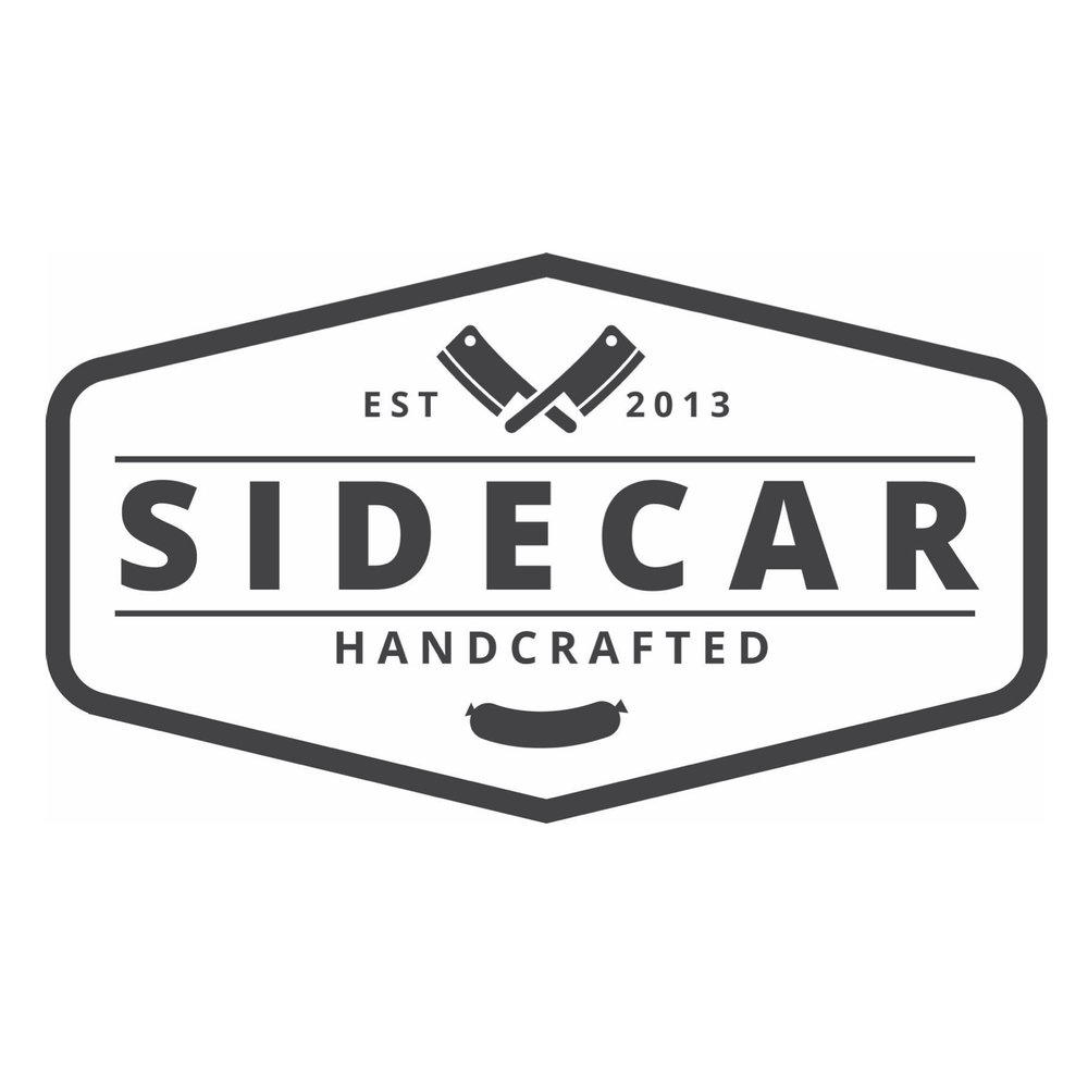 Sidecar Sausages  The team at Sidecar are a group of passionate food professionals dedicated to offering up great tasting products that are also good for you. Calling upon production techniques now lost in a world of mass-produced, highly-processed commodity items, we prefer to do things our way, the old way, celebrating flavour and production techniques that make the taste the champion. Hand-crafted artisan sausages. Made fresh, all natural, full-flavoured with no preservatives and no gluten.
