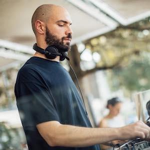 David Carollo   (DJ)  7.30pm to 8.30pm