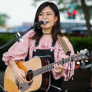 Marian Carmel   (Singer-Songwriter)  5.00pm to 5.45pm