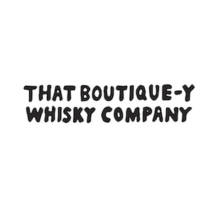 That Boutique-y  That Boutique-y Whisky Company is an independent bottler which offers stunning whiskies from world-renowned brands and distilleries. Each bottle has a fun and informative graphic-novel-style label containing humorous references, in-jokes and shocking puns.