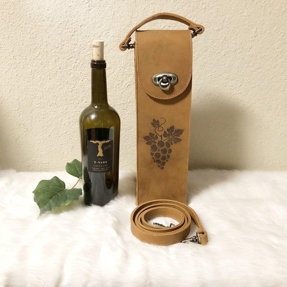 Wine Bags - by Raquel Martinez