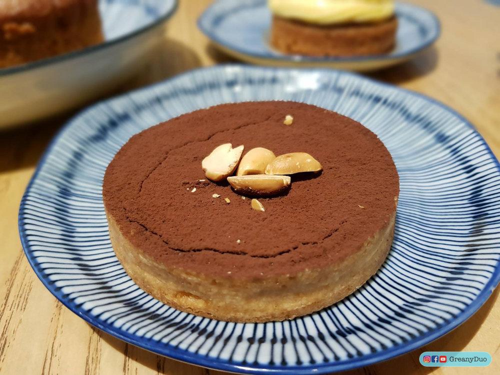 3. Chocolate Tart - 📌#สายดาร์คช็อคโกแลต มีอันต้องกรี๊ดดดดด ทาร์ตช็อคโกแลตเข้มข้นเว่อร์ ชอบตรงที่มันเน้นรสชาติของดาร์คช็อคโกแลตสุดๆไปเลย💸140 NTD