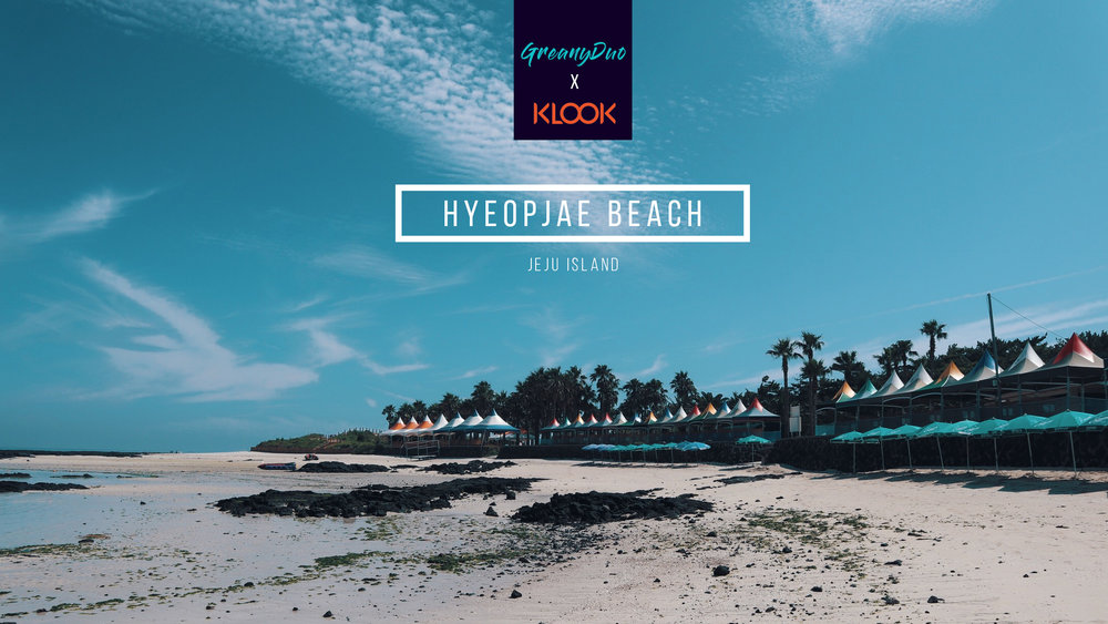 greanyduoxklook hyeopjae beach cover photo